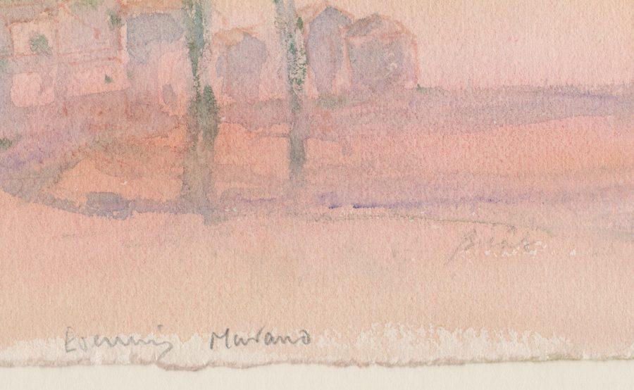 Evening – Murano