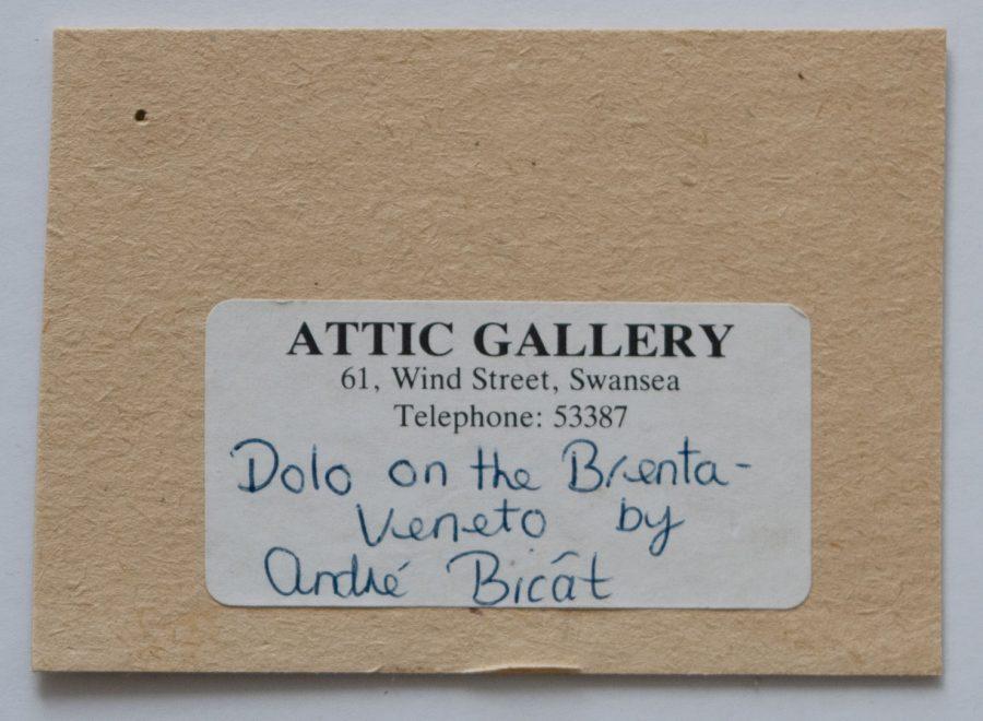 Dolo on the Brenta – Veneto