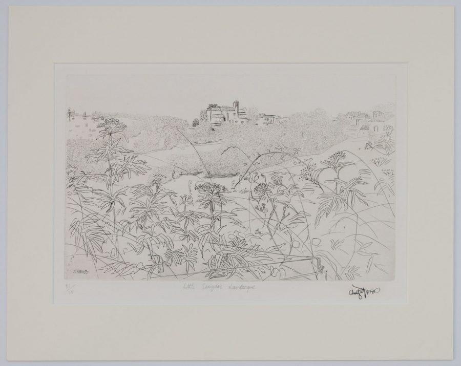Little Serignac Landscape