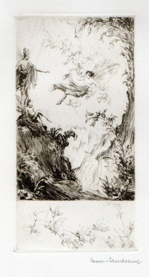 A Midsummer Night's Dream - Plate 10