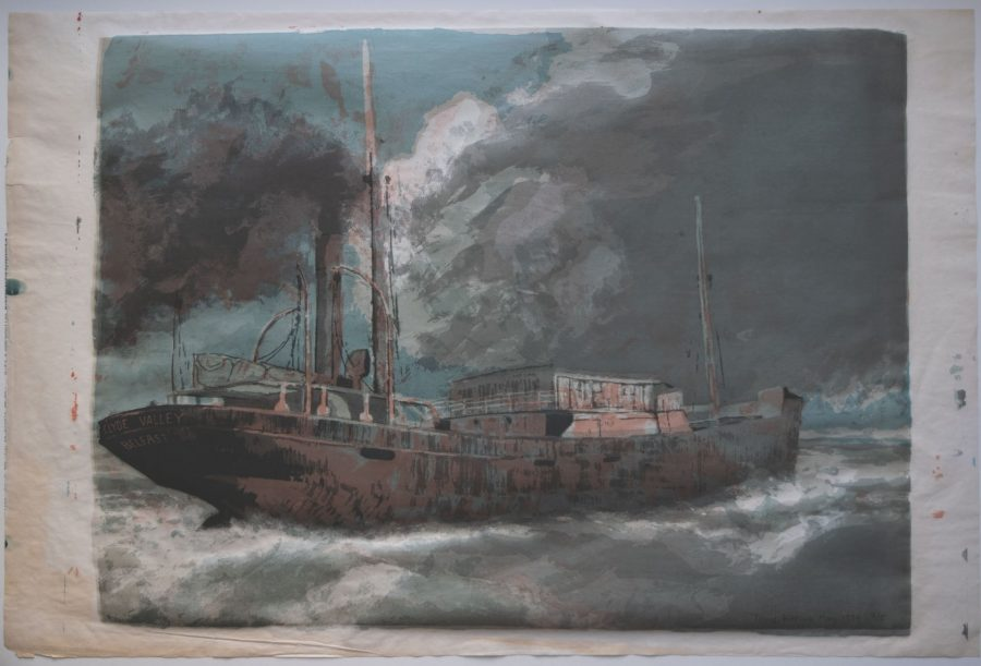 SS Clyde Valley (2/5)