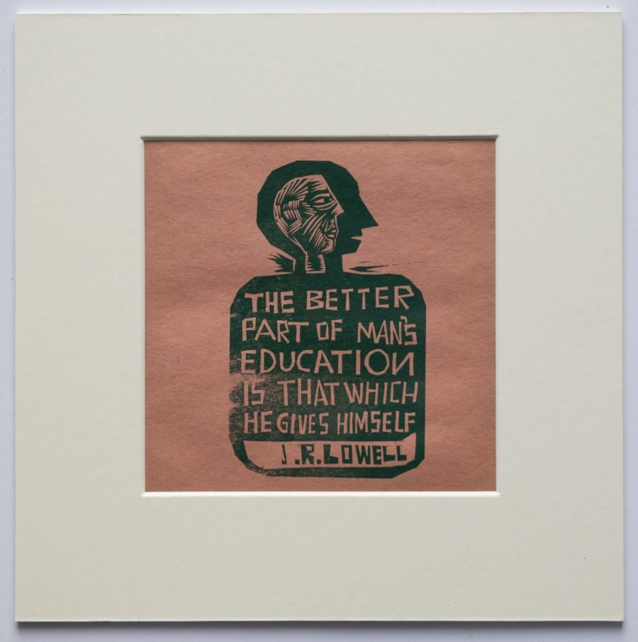 Paul Peter Piech Proverbs #8