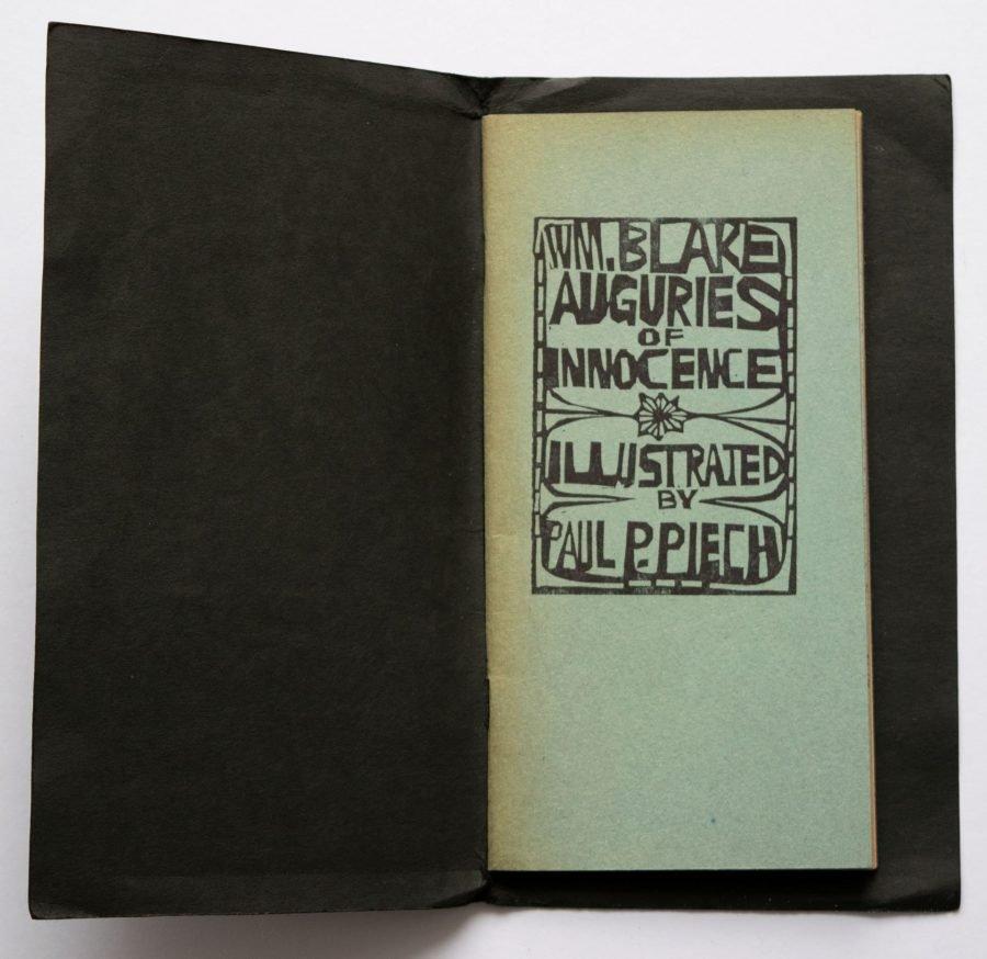 Auguries of Innocence: Poem by William Blake