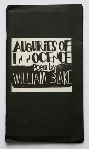 Auguries of Innocence: Poem by William Blake