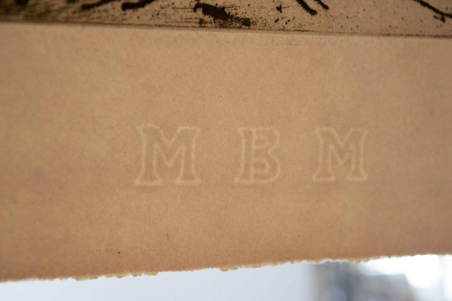 Kirkcudbright etching