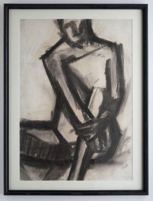 Figure Seated